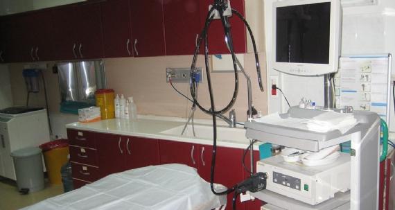 Endoskopi Ünitesi sizleri bekliyor