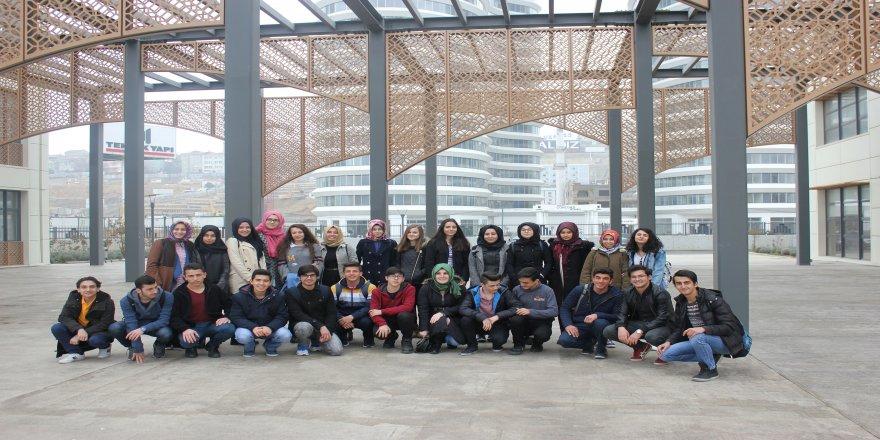 'Hedef Gelecek' projesinde ilk eğitim semineri
