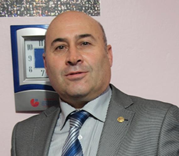 Sedat Tatar teşekkür etti
