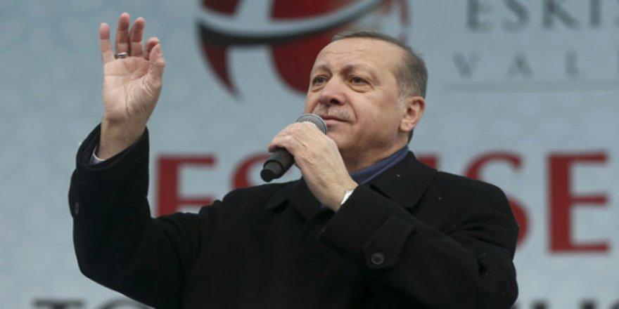 Gördüğü manzara mest edince CHP'li başkanı tebrik etti
