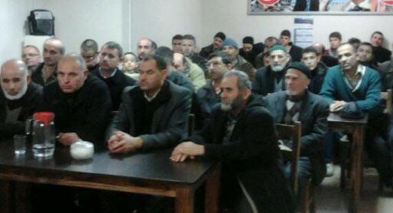 SP Yenikent'te ahlak ve maneviyat anlatıldı