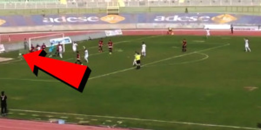 "2. Lig'de skandal karar! Hakem bu pozisyona ""gol"" dedi"
