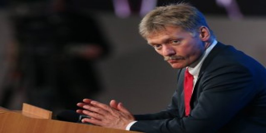 Peskov: ABD'li yetkililer kafa karışıklığı yaşıyor