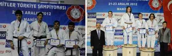 Judocular ümit verdi