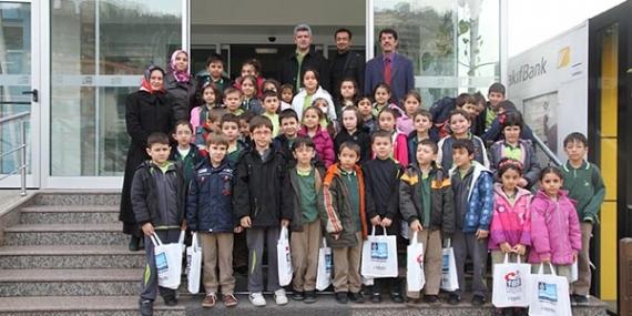 İlköğretim öğrencilerinden İSU'ya ziyaret