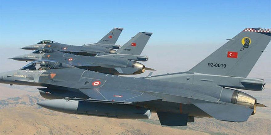 TSK, Bitlis'te hava harekatı düzenledi