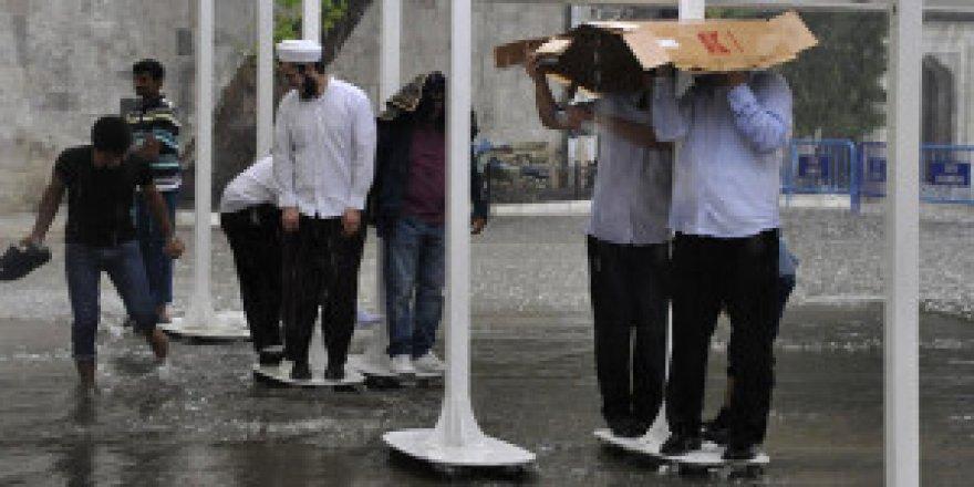Meteoroloji uyardı: Ülke genelinde sağanak yağış bekleniyor