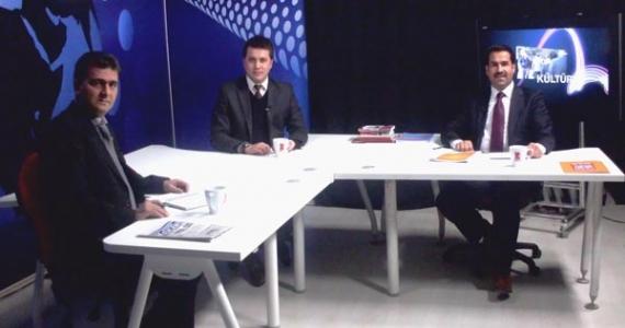 Başkan Yaman TV'de hizmetleri anlattı