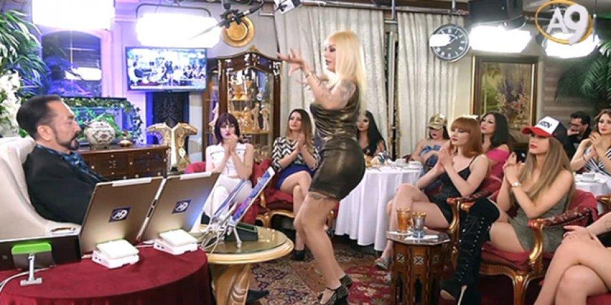 RTÜK, dansöz oynatan Adnan Oktar'ı affetmedi