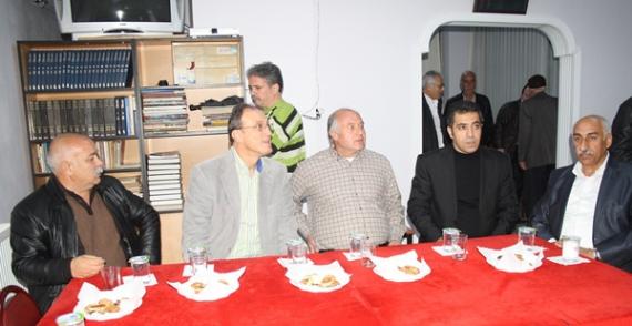 CHP'den Samsunlulara ziyaret