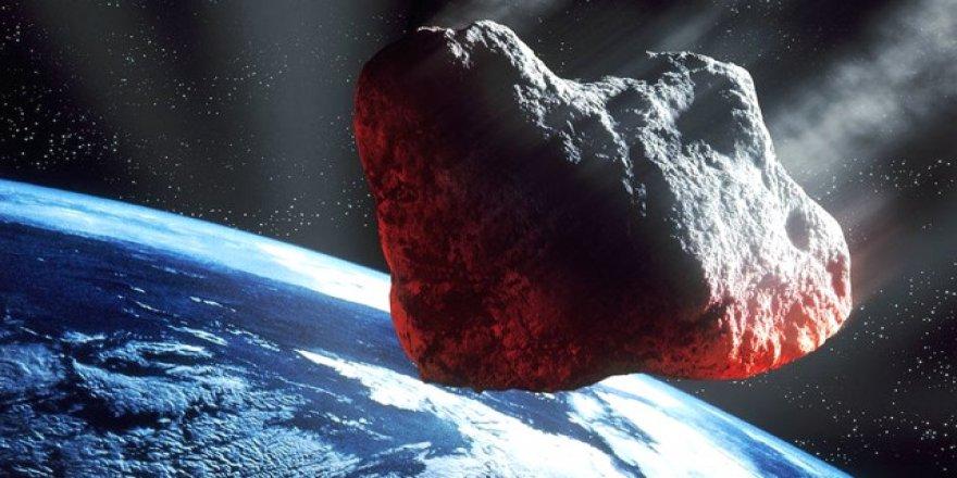 NASA tarihi verdi: Dev gök taşı dünyayı teğet geçecek