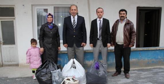 Toplumsal Dayanışma Mağazasına Türkiye'den destek