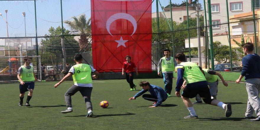 Ülkücü gençlerden Çakıroğlu anısına turnuva