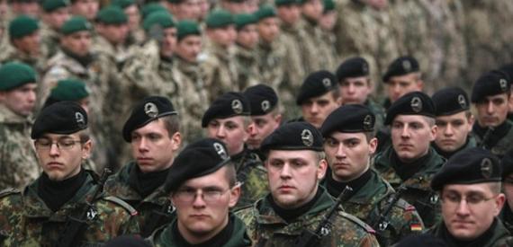 Almanya, Türkiye'ye asker yolluyor