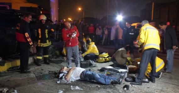 Körfez'deki kazada 3 kişi öldü