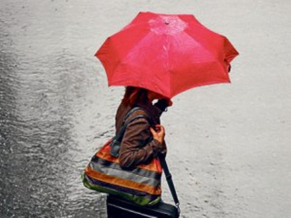 5 ile yağmur uyarısı!