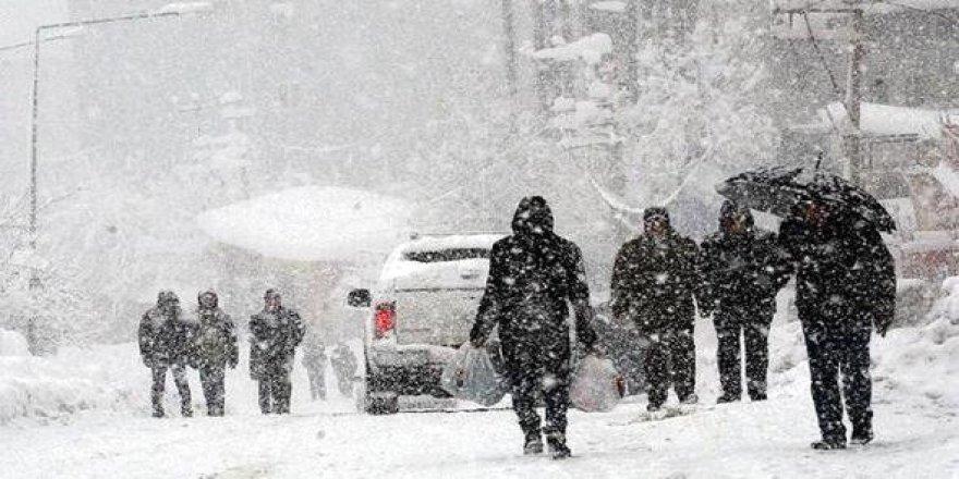 Şaka değil gerçek! Meteoroloji'den kar yağışı uyarısı