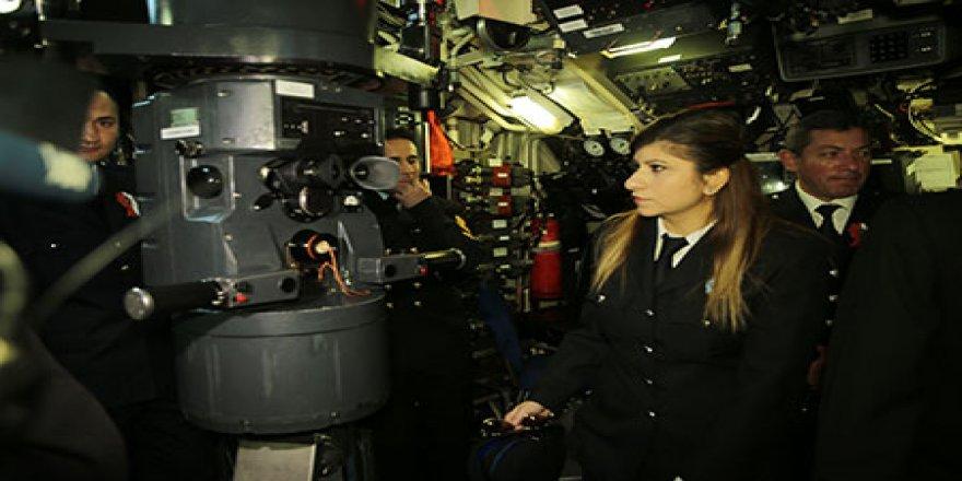 Donanma, kapılarını polis teşkilatına açtı