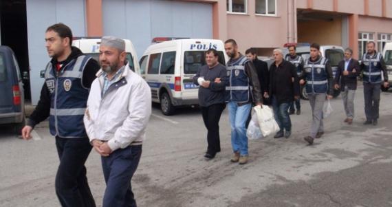 Kocaeli polisinden 'Tefeci' operasyonu