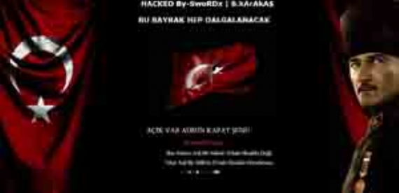 CHP'nin internet sitesi hacklendi