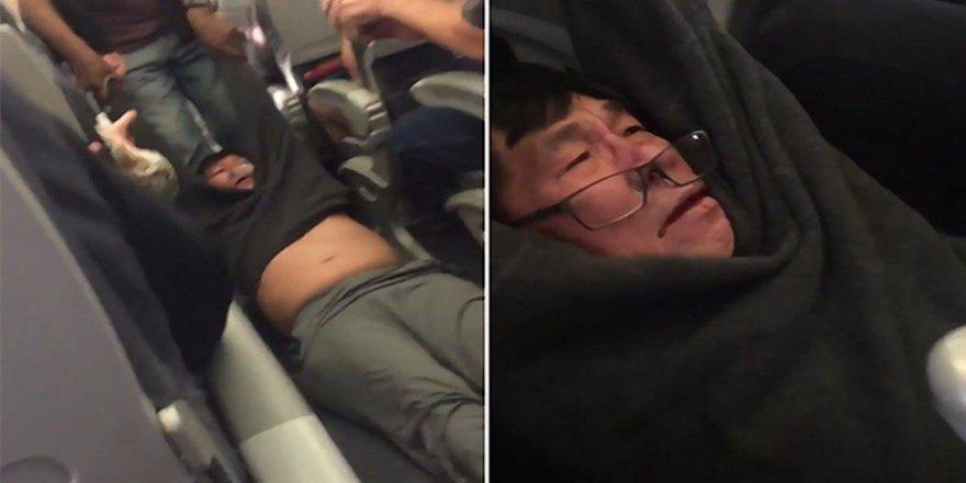 United Havayolları CEO'su özür diledi