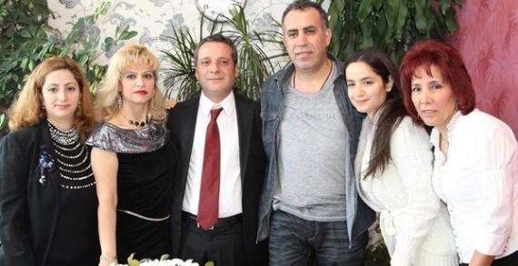 Haluk Levent nikah şahitliği yaptı