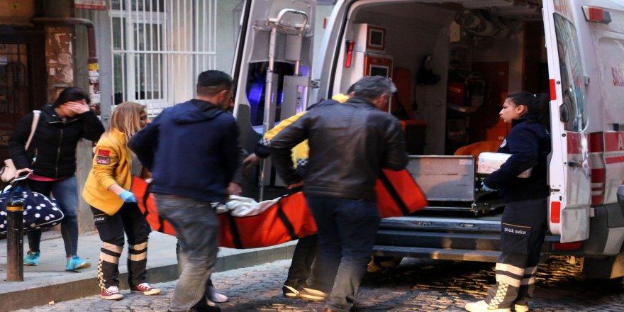 Şişli'de kadına silahlı saldırı