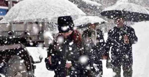 İşte kar ve yağmur beklenen şehirler