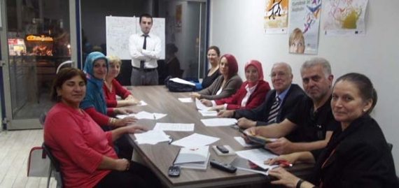 Engelli Meclisi'nden bilgilendirme toplantısı