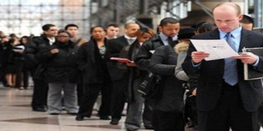 ABD'de işsizlik maaşı başvuruları 6 haftanın en düşüğünde