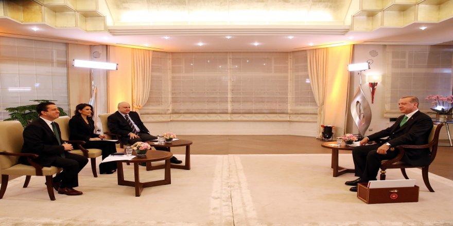 """Cumhurbaşkanı Erdoğan: """"'Evet'te ciddi bir tırmanma söz konusu"""""""