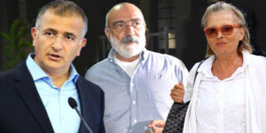 İşte Ekrem Dumanlı, Altan Kardeşler, Nazlı Ilıcak için istenen ceza!