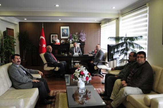CHP'lilerden Kaymakam'a başsağlığı!