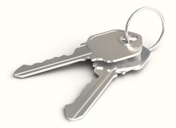 Üzerinden 269 ev anahtarı çıktı!
