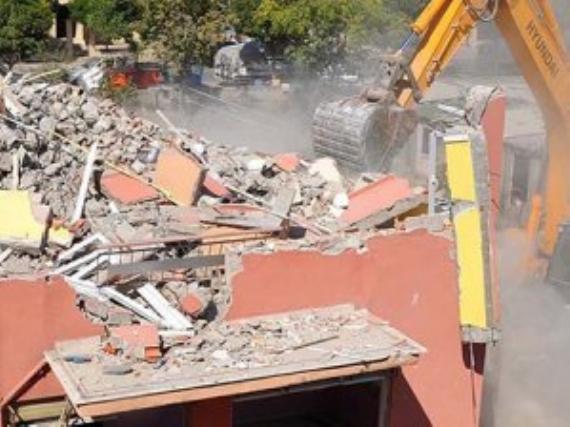 Kentsel dönüşümde 3164 bina yıkıldı!