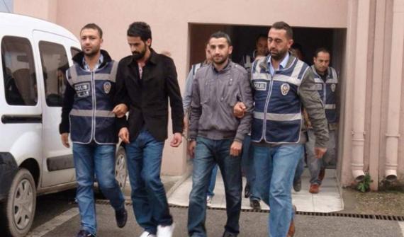 Eroin operasyonunda 4 tutuklama!