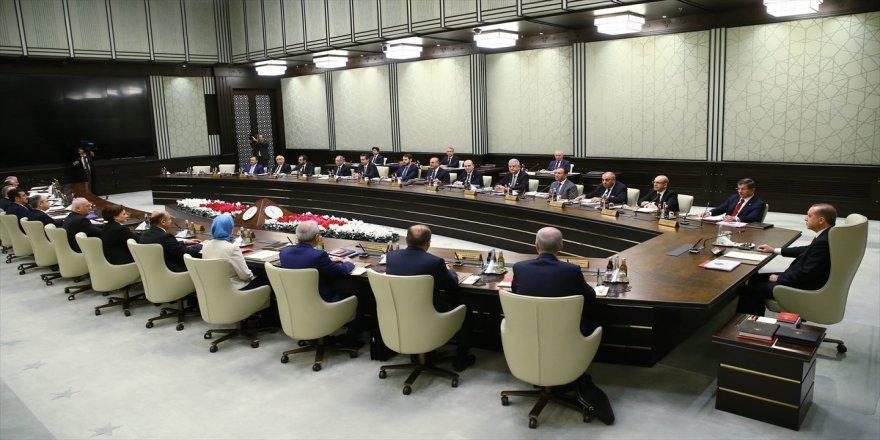 Cumhurbaşkanı Erdoğan Bakanlar Kurulu'nu Toplayacak