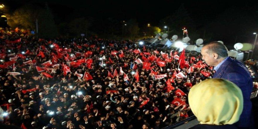 Erdoğan: Aç Tavuk Kendini Buğday Ambarında Sanarmış, Atı Alan Üsküdar'ı Geçti