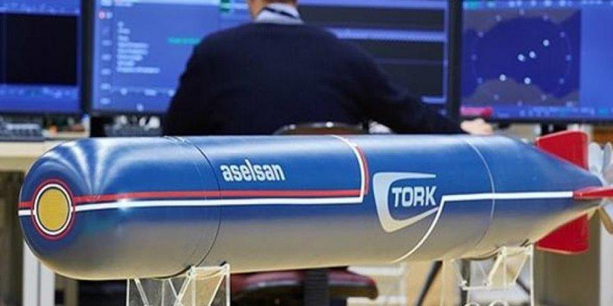 ASELSAN'ın torpidosu görücüye çıkıyor