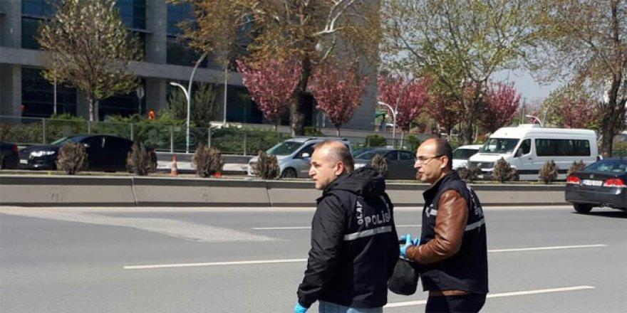 Ankara Büyükşehir Belediyesine silahlı saldırı