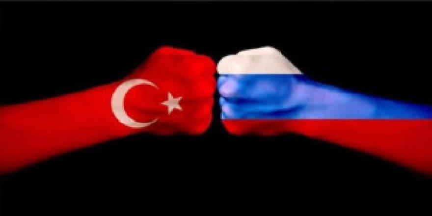 RUSYA'DAN ÇOK SERT TÜRKİYE AÇIKLAMASI!