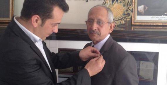 Kılıçdaroğlu'nun benzeri AKP'ye katıldı!