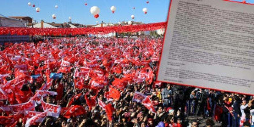 Almanya'da yaşayan Türklere skandal mektup!