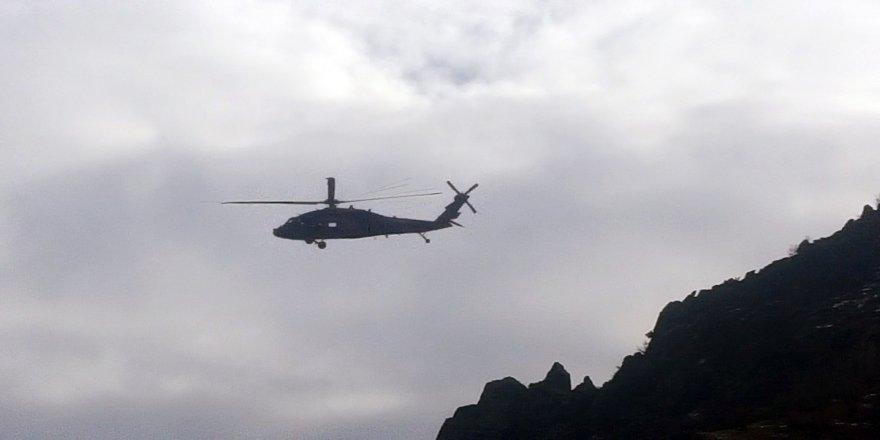 Kato Dağı'na operasyon düzenlendi