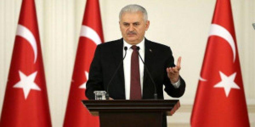 CHP'nin kararından sonra Başbakan'dan ilk tepki
