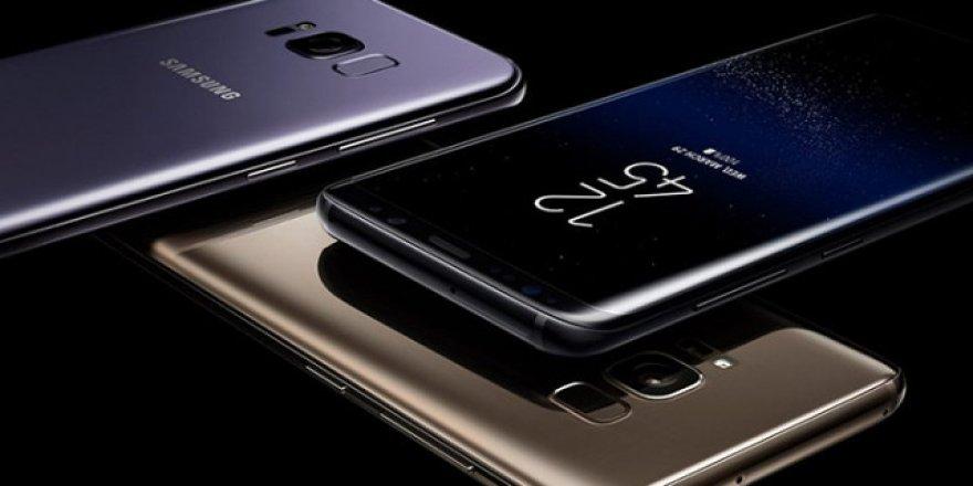 Samsung S8 Türkiye'de satışa çıktı! İşte fiyatı
