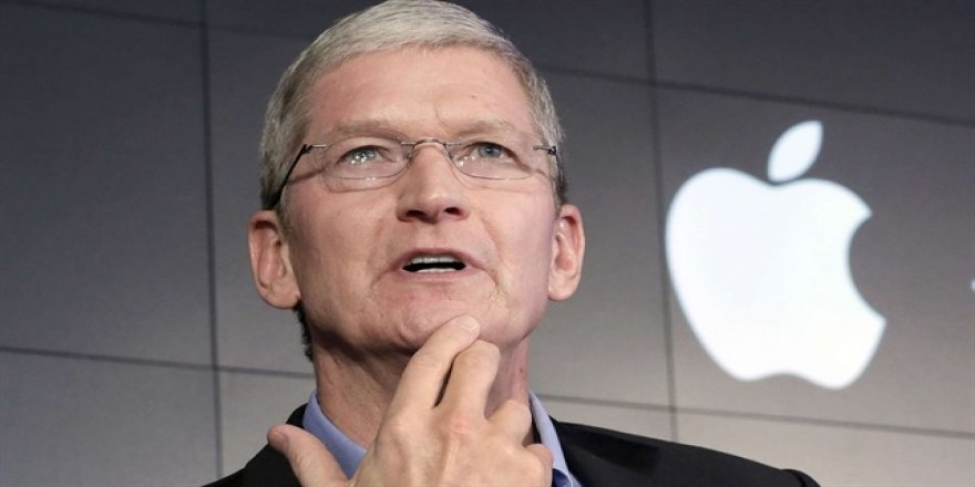 Apple CEO'su Tim Cook'dan Türkiye mesajı