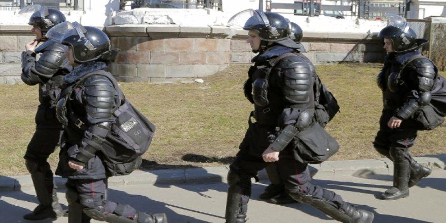Rusya'da 2 DEAŞ militanı öldürüldü