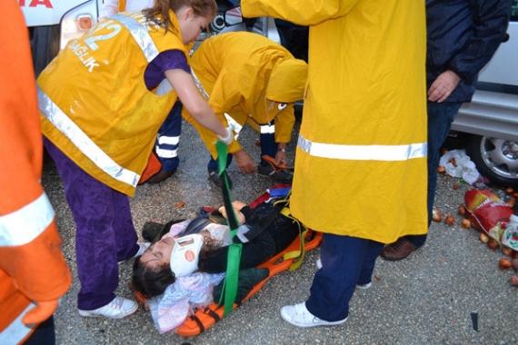Katliam gibi kaza: 3 ölü 8 yaralı!