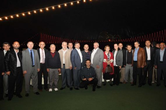 Gebze Belediyeler Birliği Cumhuriyeti Boğaz'da kutladı!